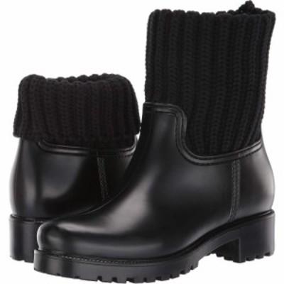 スケッチャーズ SKECHERS レディース レインシューズ・長靴 シューズ・靴 Pouring Black
