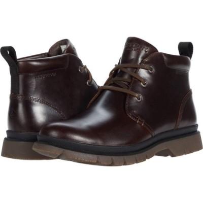 スペリートップサイダー Sperry メンズ シューズ・靴 チャッカブーツ Watertown Chukka Amaretto