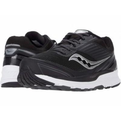 Saucony サッカニー レディース 女性用 シューズ 靴 スニーカー 運動靴 Echelon 8 Black/White【送料無料】
