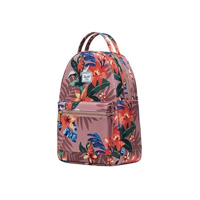 Herschel Nova X-Small Backpack Summer Floral Ash Rose 並行輸入品