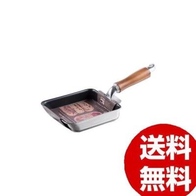 ピコット IH対応二層鋼ミニエッグパン 12×14cm MB-1203