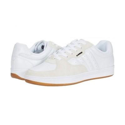 Lugz ラグズ メンズ 男性用 シューズ 靴 スニーカー 運動靴 Ghost - White/Off-White/Gum