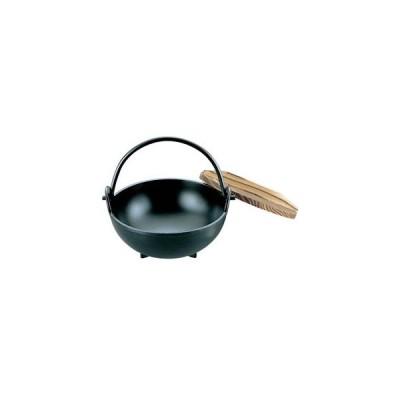 SAやまと鍋(アルミ製) 24cm《段無》 QYM03024
