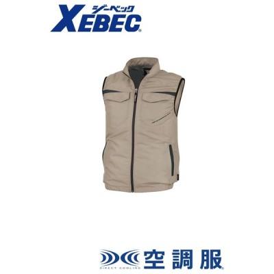 XEBECXE98011 ジーベック 空調服™ベスト SS〜5L