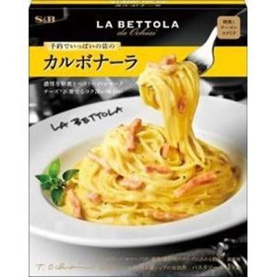 ヱスビー食品(S&B) 予約でいっぱいの店のカルボナーラ 5入