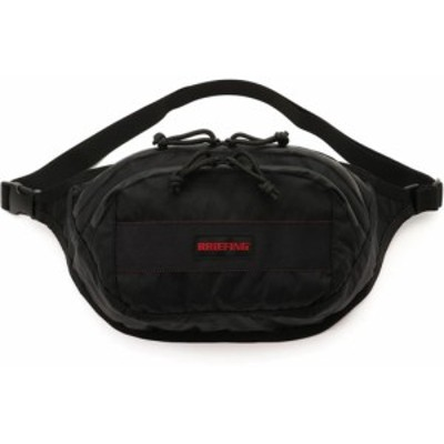 BRIEFING(ブリーフィング) アウトドア FANNY PACK XP [Active Lifestyle Gear] ボディバッグ ウエストポーチ ヒップバッグ