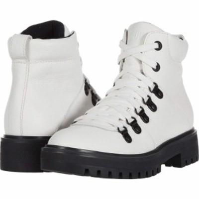 クーガー Cougar レディース ブーツ シューズ・靴 Nash Waterproof White Leather