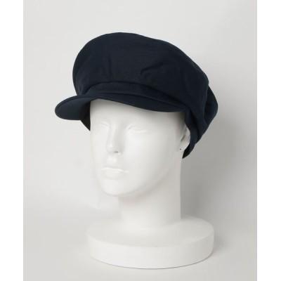 FUNALIVE / 【SI ORIGINAL】USA COTTON MARINE 無地コットンマリンキャップ womens WOMEN 帽子 > キャスケット