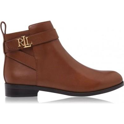 ラルフ ローレン Lauren by Ralph Lauren レディース ブーツ シューズ・靴 Bonne Boots Deep Tan WHV