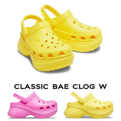 【クロックス crocs レディース b】classic bae clog/クラッシク ベイ クロッグ
