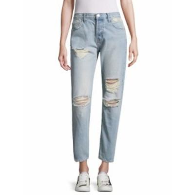 カレントエリオット レディース パンツ デニム Original Straight Jeans
