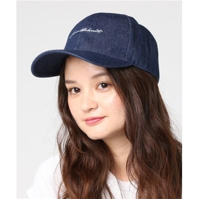 SILVER BULLET / [Healthknit/ヘルスニット]ツイル刺繍キャップ MEN 帽子 > キャップ