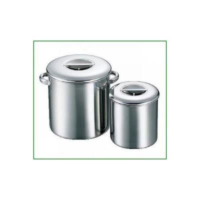 K 19-0 内蓋式 キッチンポット 8cm/業務用/新品