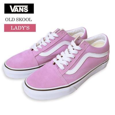 VANS バンズ ヴァンズ スニーカー 靴 シューズ レディース オールドスクール オーキッド ピンク ホワイト Orchid/True White LADYS FU OLD SKOOL VN0A3WKT3SQ