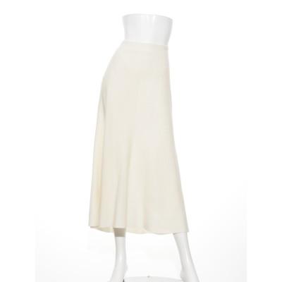 [BED&BREAKFAST]Balancircular Air Melton スカート