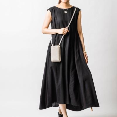 ヴィリーナ VIRINA ハーモニーナーシングドレス (ブラック)