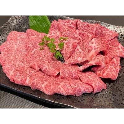 和歌山県産 黒毛和牛「熊野牛」 特選モモ(希少部位)焼肉 食べ比べセット500g 4等級以上