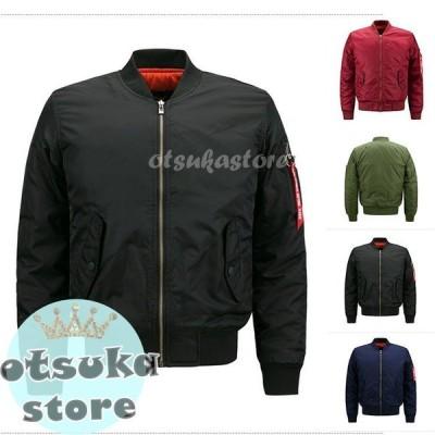 メンズ ジャケット アウター ブルゾン フライトジャケット 40代 50代 ファッション ジャンパー オシャレ