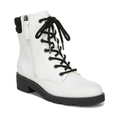 ドクター・ショール ブーツ&レインブーツ シューズ レディース Women's Tayler Mid Shaft Boots Off White