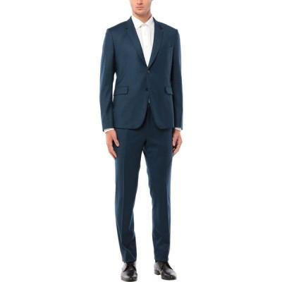 ポールスミス PAUL SMITH メンズ スーツ・ジャケット アウター Suit Dark blue