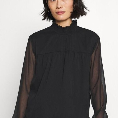 レディース ブラウス KAEBELE BLOUSE - Blouse - black deep
