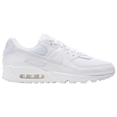 ナイキ メンズ エアマックス90 Nike Air Max 90 スニーカー White/White/Wolf Grey