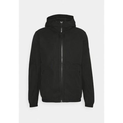 トムテイラーデニム ジャケット&ブルゾン メンズ アウター EASY ANORAK - Summer jacket - black