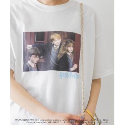 (URBAN RESEARCH/アーバンリサーチ)ハリーポッターTシャツ/レディース GRYFFINDOR