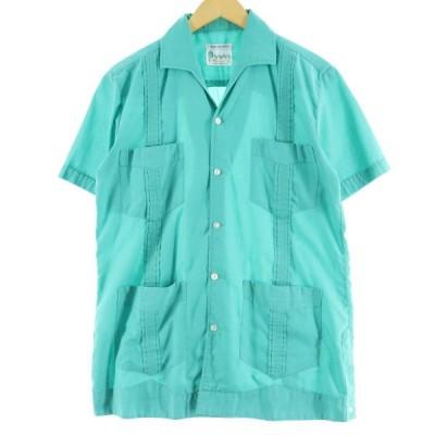 PANABRISA メキシカンシャツ キューバシャツ メンズS 【中古】 【200717】 /eaa058834