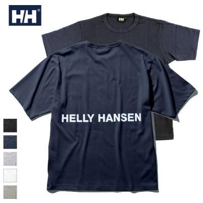 HELLY HANSEN ヘリ—ハンセン / S/S Back Logo Tee ショートスリーブバックロゴティー (HE62029)