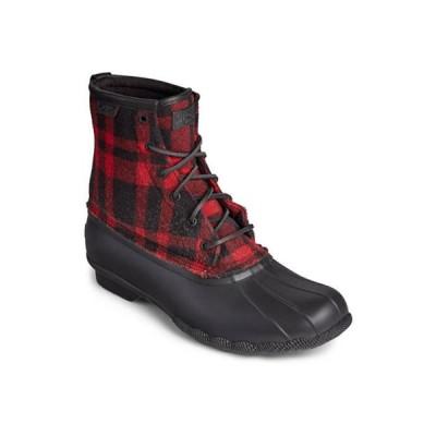 スペリー メンズ ブーツ・レインブーツ シューズ Men's Saltwater Duck Wool Boots