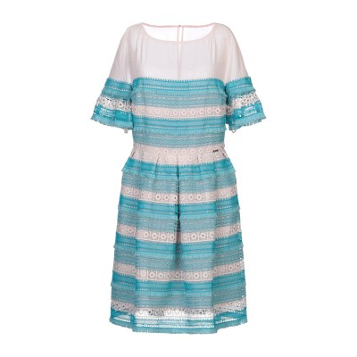 リュー ジョー LIU •JO ミニワンピース&ドレス ライトピンク 42 ポリエステル 100% ミニワンピース&ドレス
