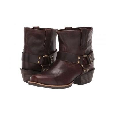Justin ジャスティン レディース 女性用 シューズ 靴 ブーツ アンクル ショートブーツ Bridie - Brown