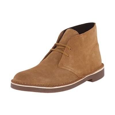 Clarks Men's Bushacre 2 Chukka Boot, Wheat Suede, 11 M US【並行輸入品】