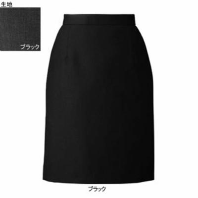 事務服・制服・オフィスウェア  ヌーヴォ FS45749 バックアップウエストセミタイトスカート 5号~19号