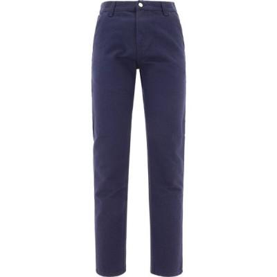 """カーハート Carhartt WIP メンズ ボトムス・パンツ """"Ruck"""" Pants Blue"""