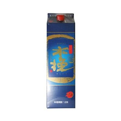 雲海酒造20度日向木挽BLUEパック 1.8L