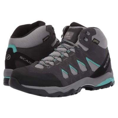 スカルパ Scarpa レディース ハイキング・登山 シューズ・靴 Moraine Mid GTX Grey/Lagoon