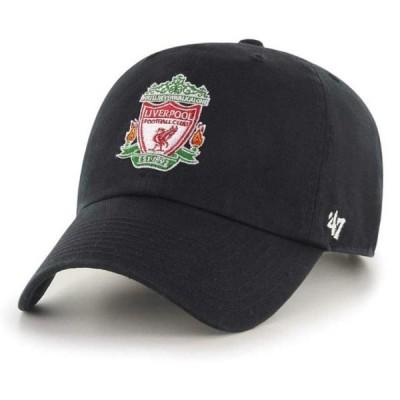フォーティーセブン メンズ アクセサリー 帽子 キャップ Liverpool FC Clean Up Cap