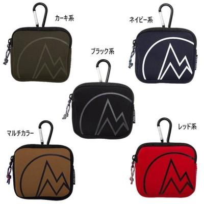 マーモット メンズ レディース ネオプレーン Square Coin Case スクエアコインケース アウトドア用品 バッグ 鞄 TOAQJA20
