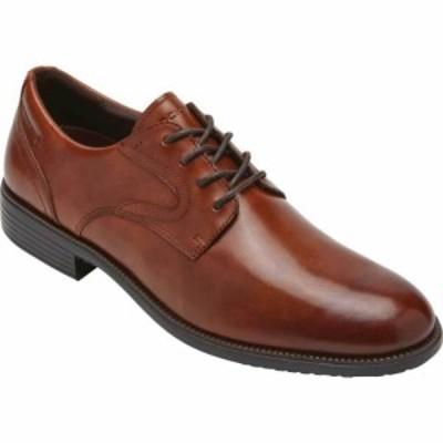 ロックポート Rockport メンズ 革靴・ビジネスシューズ シューズ・靴 Total Motion DresSport Plain Toe Shoe Tan Leather