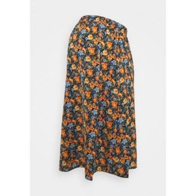 ママリシャス スカート レディース ボトムス MLSIGA SKIRT - A-line skirt - twilight blue