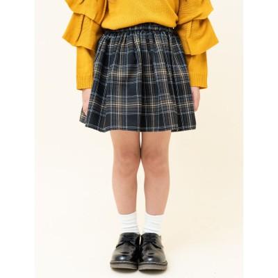 kids ギャザースカート