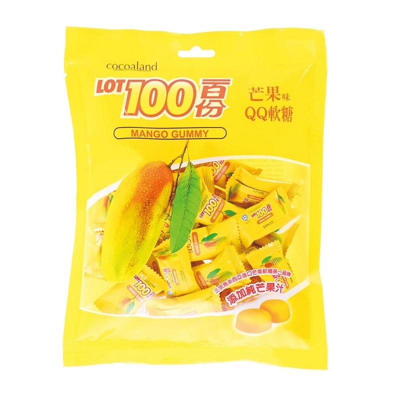 一百份芒果QQ糖