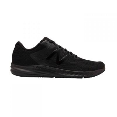 ニューバランス New Balance メンズ ランニング・ウォーキング シューズ・靴 M490 Running Shoes Black/Black