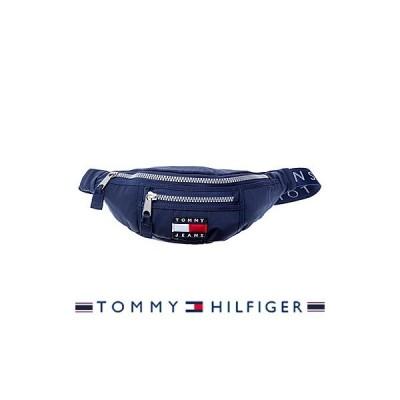 トミーヒルフィガー バッグ TOMMY HILFIGER JEANS ボディーバッグ ウエストバッグ AM0AM05926CBK ネイビー
