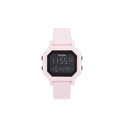 腕時計 ニクソン アメリカ A12103154-00 Nixon Women's The Siren 38mm Watch, Pale Pink, One Size