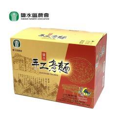 【鹽水區農會】月津港手工意麵-傳統 670公克/盒