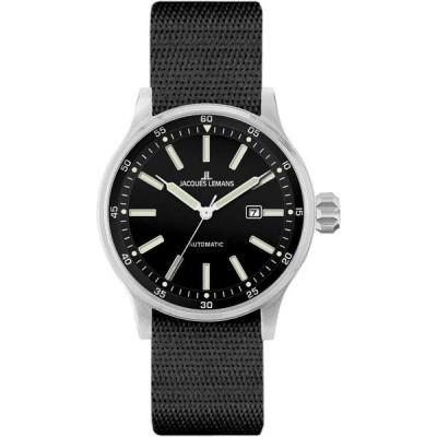 ジャックルマン 腕時計 Jacques Lemans 1-1723D Automatic 48mm Sport メンズ Watch