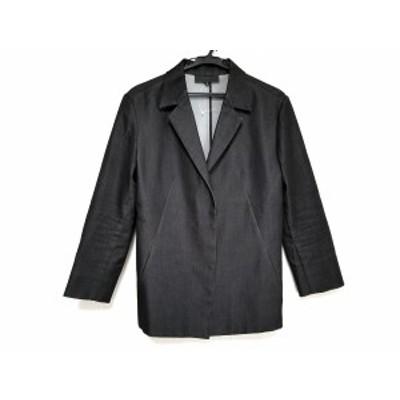 アンタイトル UNTITLED ジャケット サイズ2 M レディース 黒【中古】